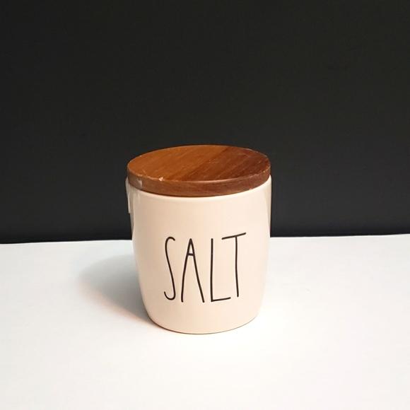 Rae Dunn SALT cellar